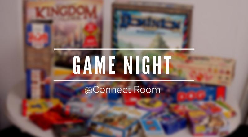 01/18 (土) (19:00) Game Night