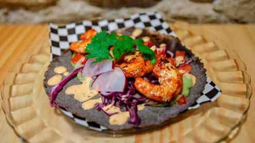 Menú mejicano para dos en Taquería La Lupe