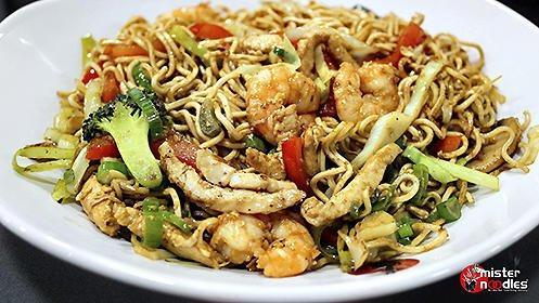Cocina asiática para 2 en Mister Noodles