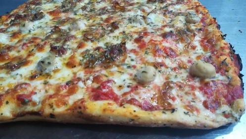 Menú de pizza para 2 en El Panzerocho