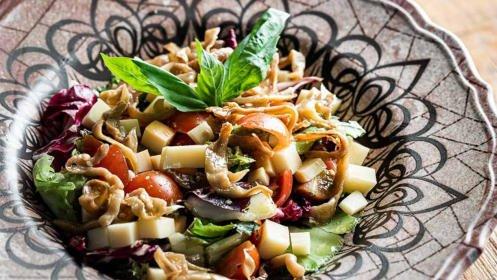 Menú italiano para dos en Il Ristorante dell´Avvocato