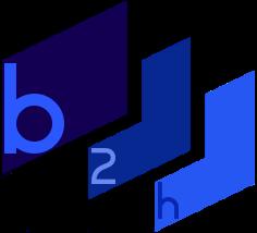 B 2 H