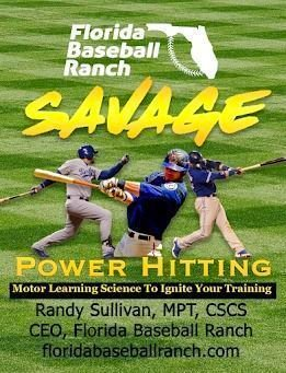 Training based on FBR SAVAGE POWER HITTING