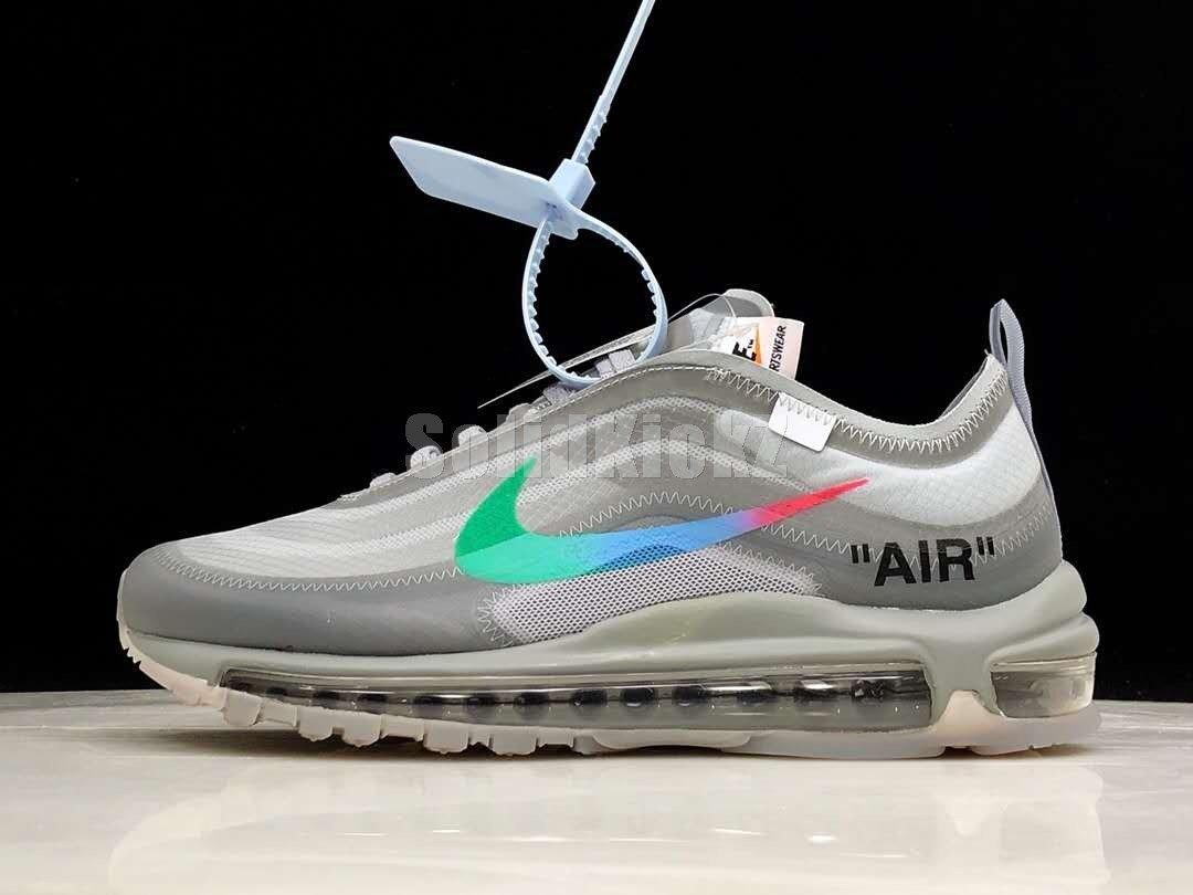 Max MentaH12Kiki Sneaker 97 Offwhite Nike VIP Air Oknw8P0