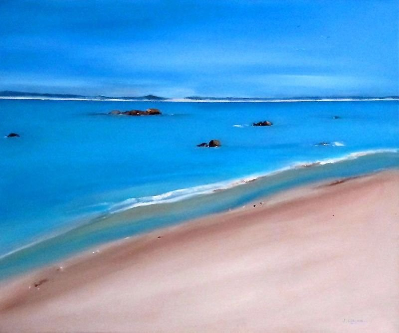 Tomahawk Beach Series, Tasmania