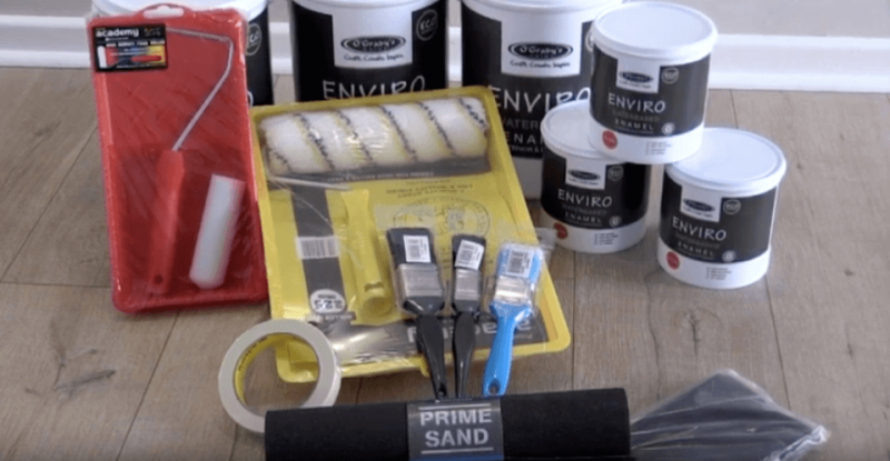 Video : O'Grady Enviro Waterbased Enamel