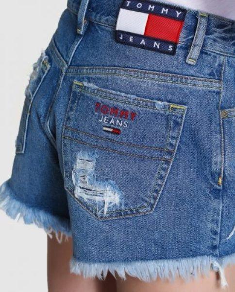 מכנס ג'ינס קצר של טומי הילפיגר