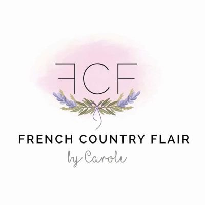 French Country Flair by Carole