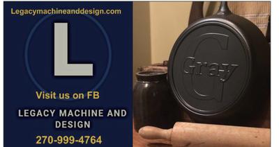 Legacy Machine and Design
