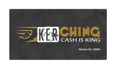 The Ker-Ching Card