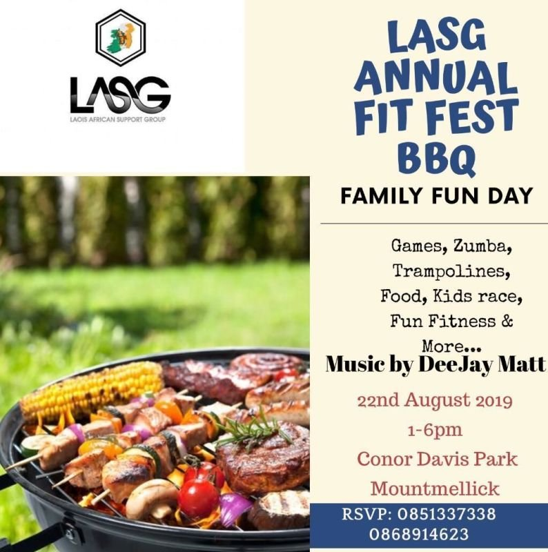 LASG Annual Fit fest BBQ 2019 (22nd Aug 2019)