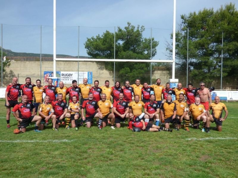 B.OLD RUGBY CLUB