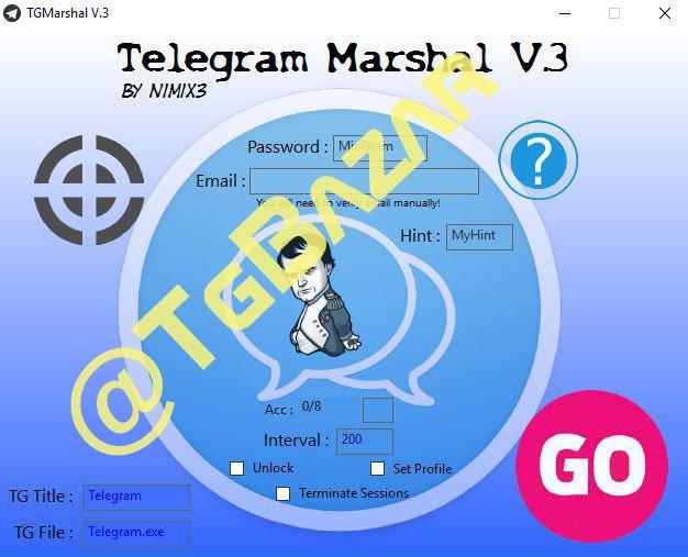 telegram account privacy