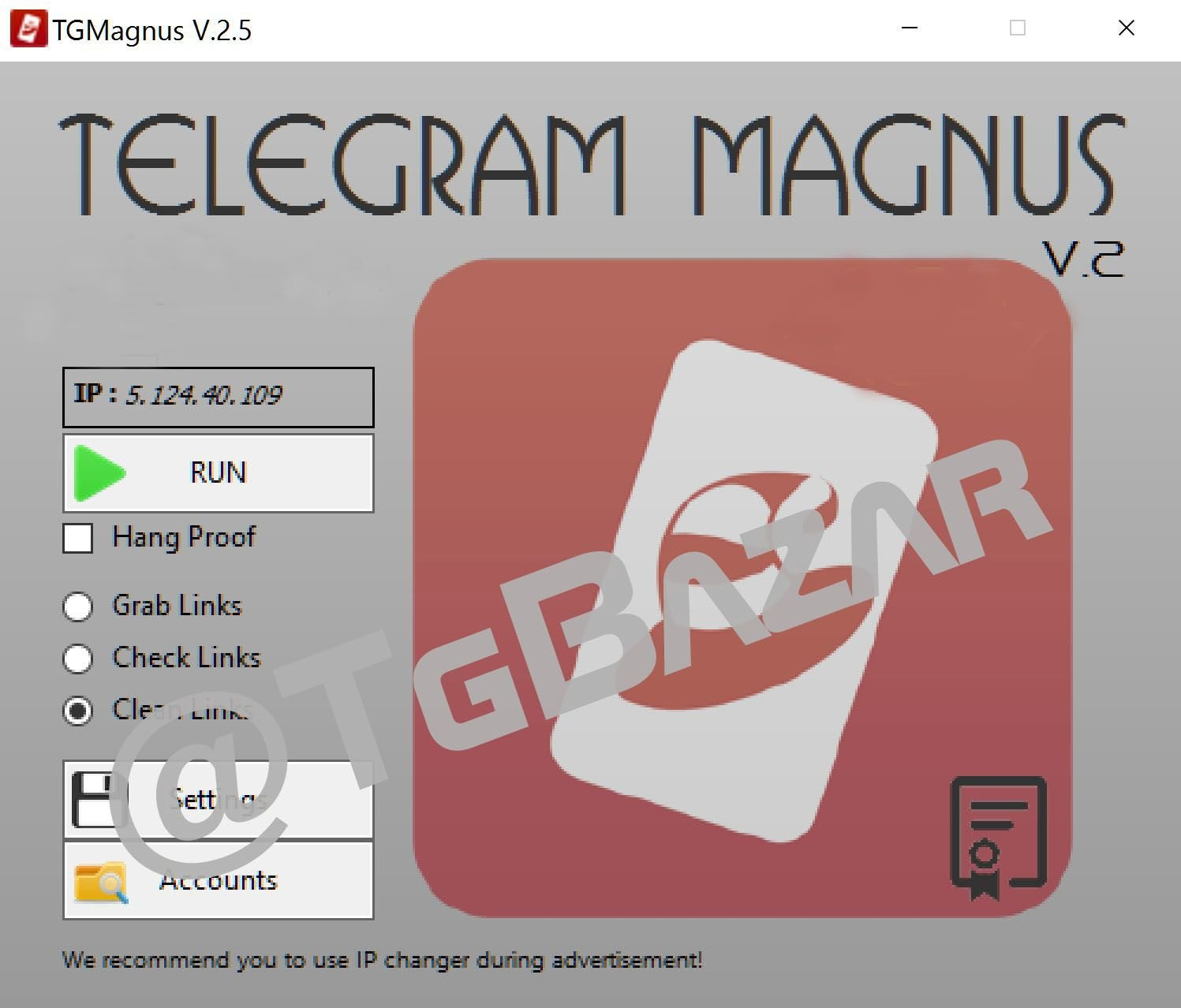 telegram magnus