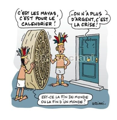 "Notre calendrier ""Marches"""