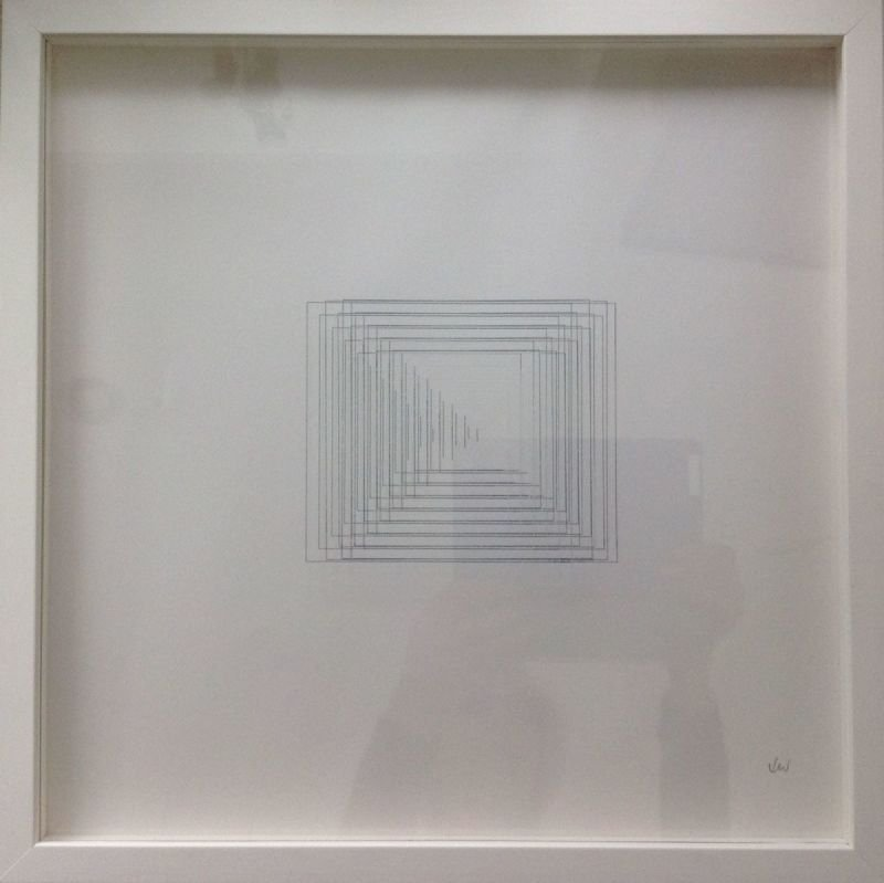 White series /FRAMED