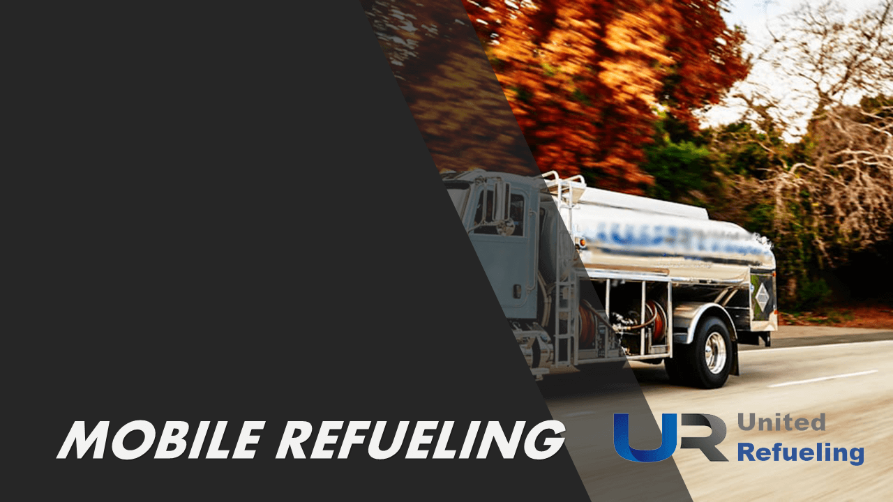 Mobile Onsite Fuel Truck I United Refueling