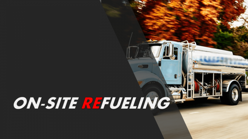 Mobile On-Site Fueling  I  24/7