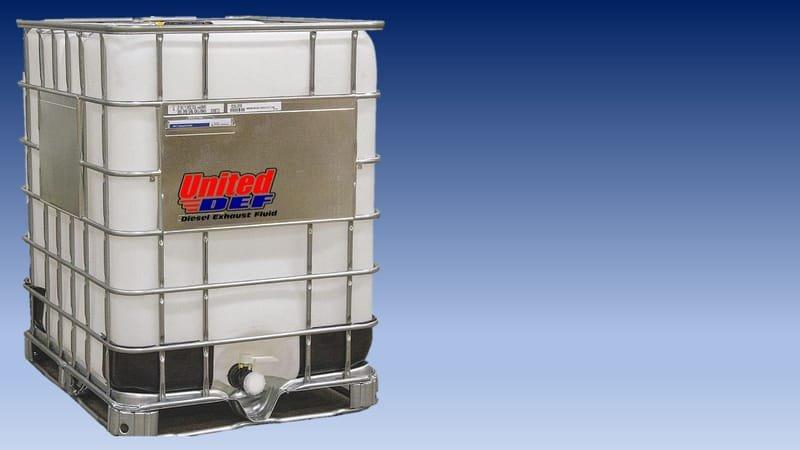Diesel Exhaust Fluid - Diesel Exhaust Fluid (DEF) available