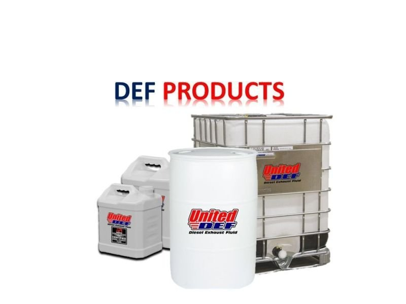 Diesel Exhaust Fluid (DEF Fluid) | United Refueling