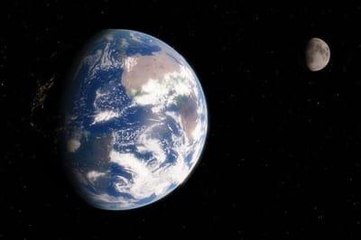 la terre, le sel et la lune