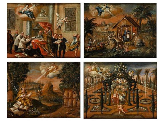 Image result for german theological art