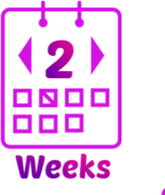 2 Weeks Diaper Delivery Frequency