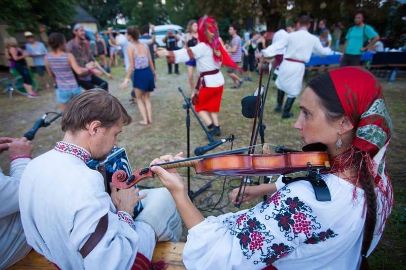 Ukrainian Traditional Dances