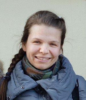 Ольга Клушина
