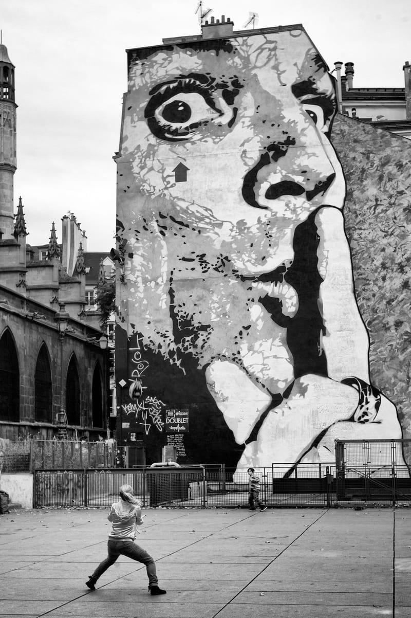 Paris 2005 © Yannick Doublet