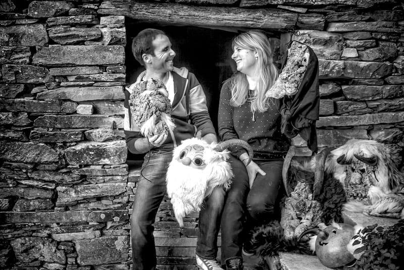 Jean-Yves et Valérie Casalta © Yannick Doublet