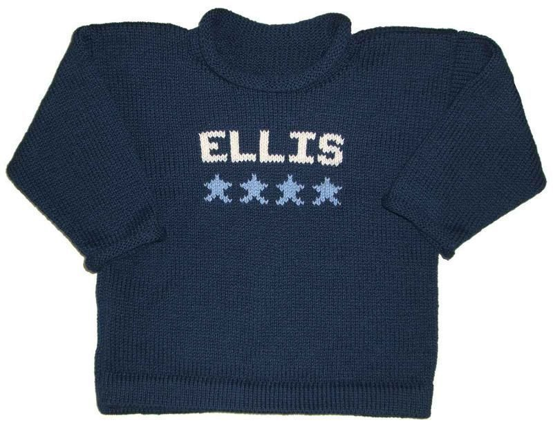 Personalized-baby-boy-name-sweater