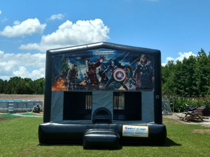Bouncerland Sc 1 Choice For Bounce House And Water Slide Rentals