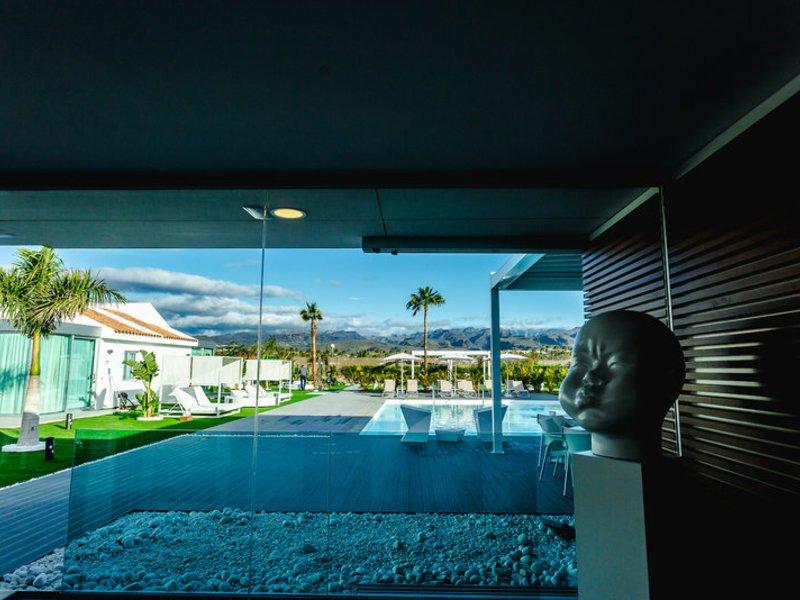 Gran Canaria Seven Hotel Welness Gayonly Am Golfplatz