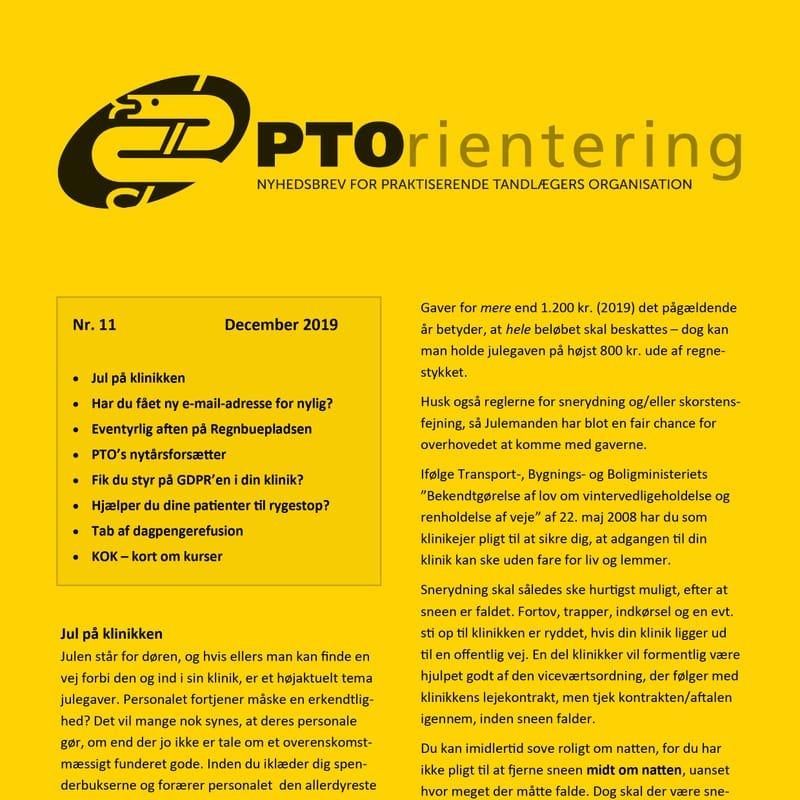 PTOrientering medlemsinformation