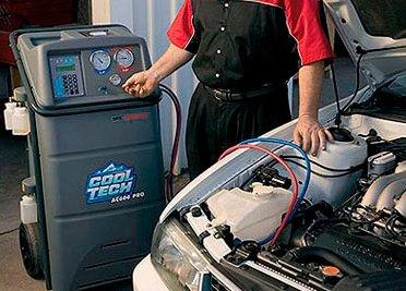Aircondition regas