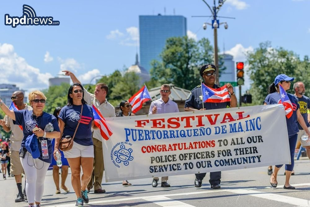 Puerto Rican Festival of Massachusetts - Boston GreenFest
