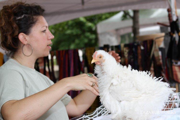 BGF 2012 Happy Chicken!