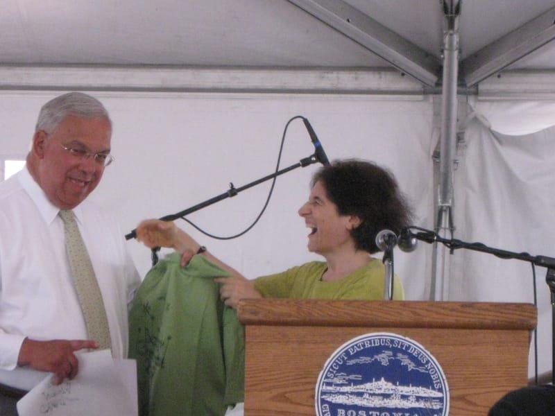 BGF 2009 Mayor Menino
