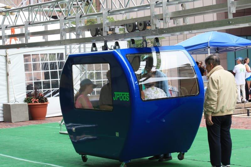 BGF 2015 jPods - Solar Personal Rapid Transit
