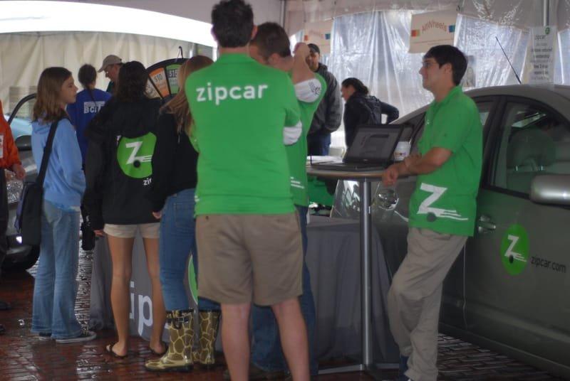 BGF 2008 Zipcar
