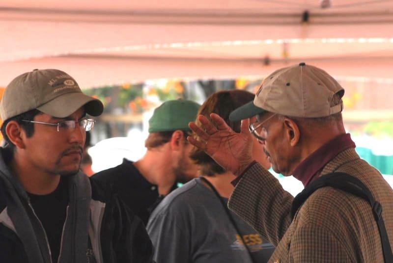 BGF 2008 John Francis