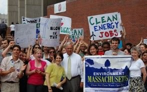 BGF 2009 Mayor Menino Clean Energy