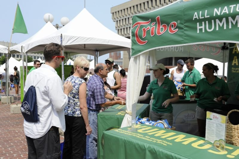 BGF 2012  Tribe Hummus