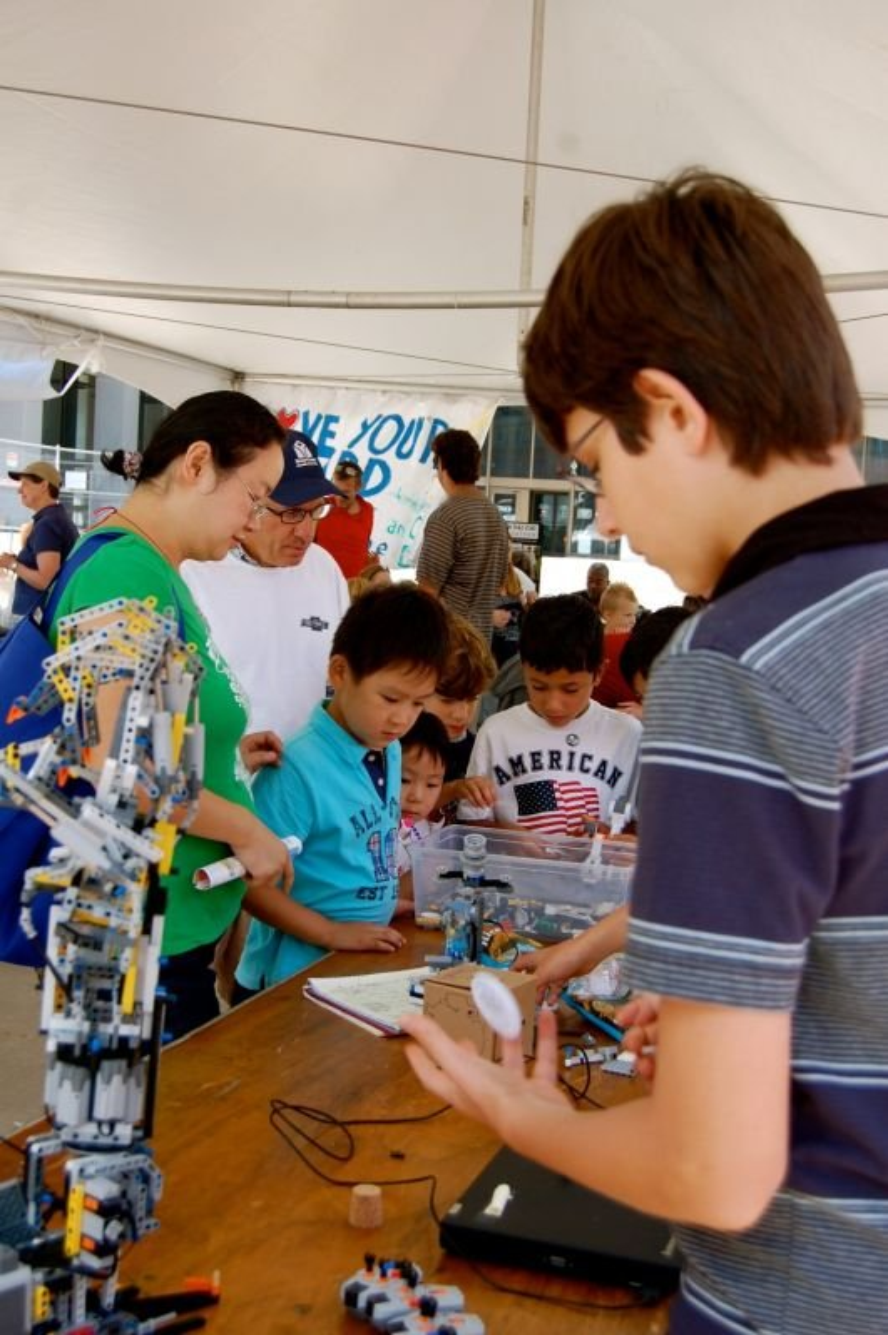 BGF 2013 EcoKids - Robotics