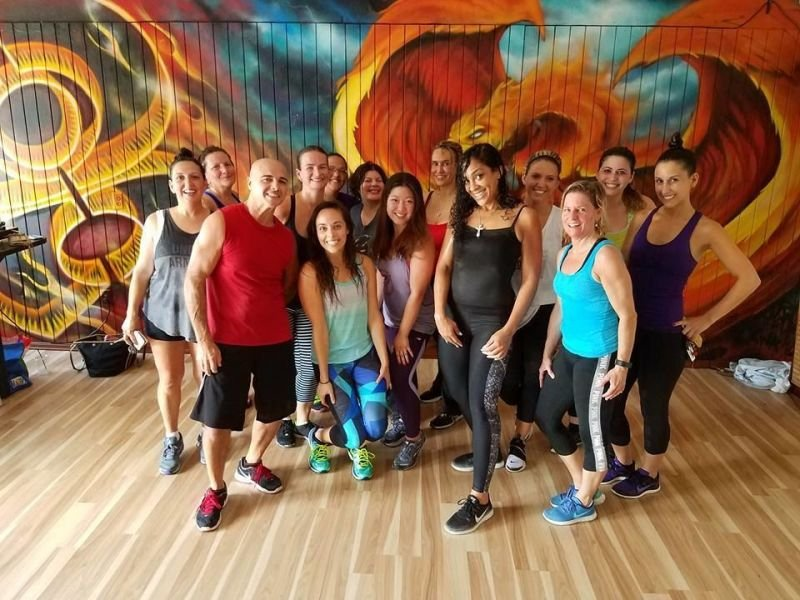 ZUMBA WITH INGRID LASALLE