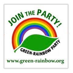 Green Rainbow Party