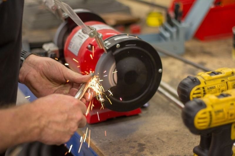 Grinding Wheel Machines: A Guide