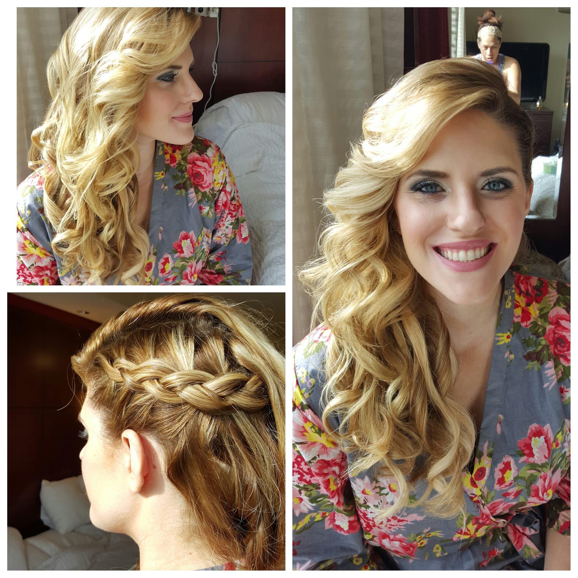 Wedding Hairstyle Prices: Artistic Wedding Hair & Makeup