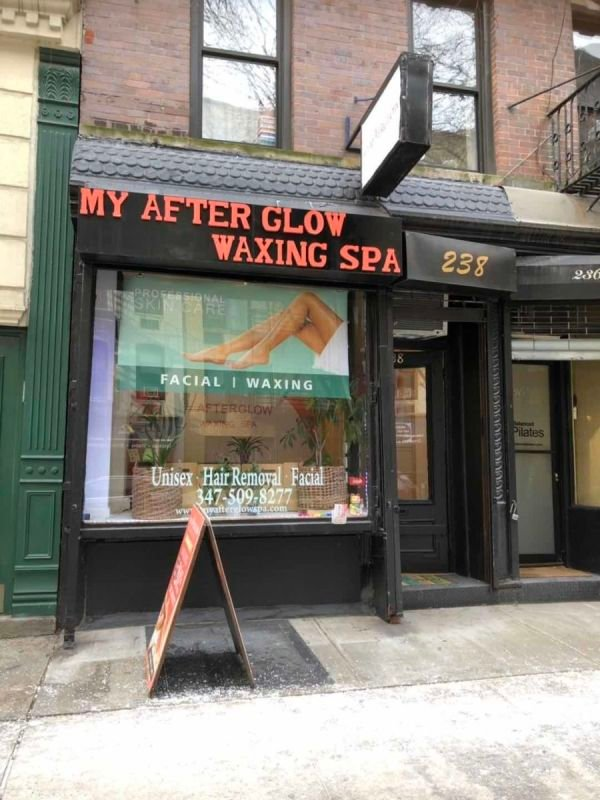 My After Glow Waxing & Spa